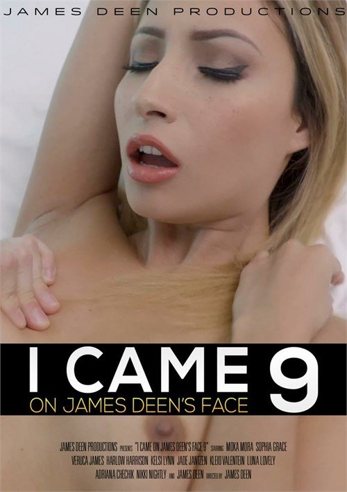 I Came On James Deen's Face #9