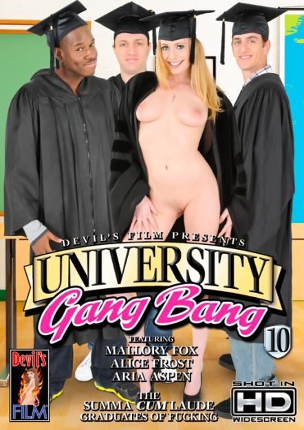 University Gangbang #10