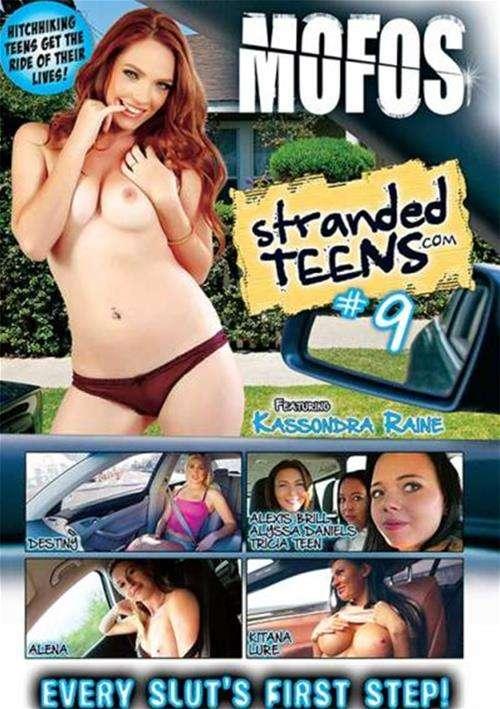 Stranded Teens #9