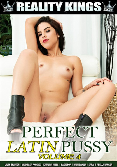 Perfect Latin Pussy #4
