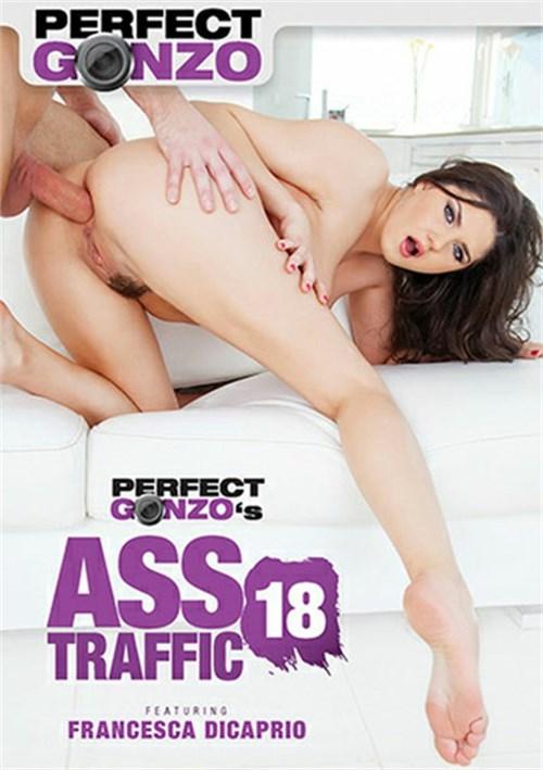 Ass Traffic #18 DVD