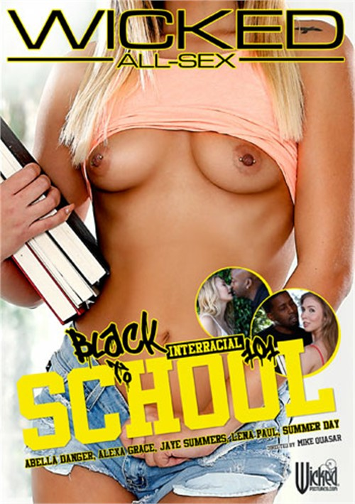 Black to School DVD