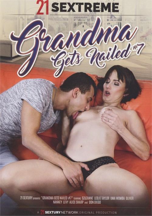 Grandma Gets Nailed #7