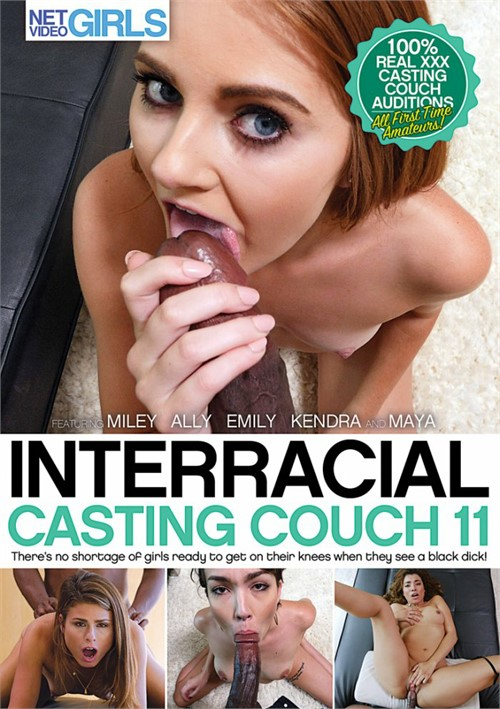 Interracial Casting Couch #11