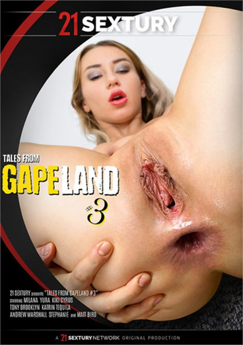 Tales From GapeLand #3 DVD