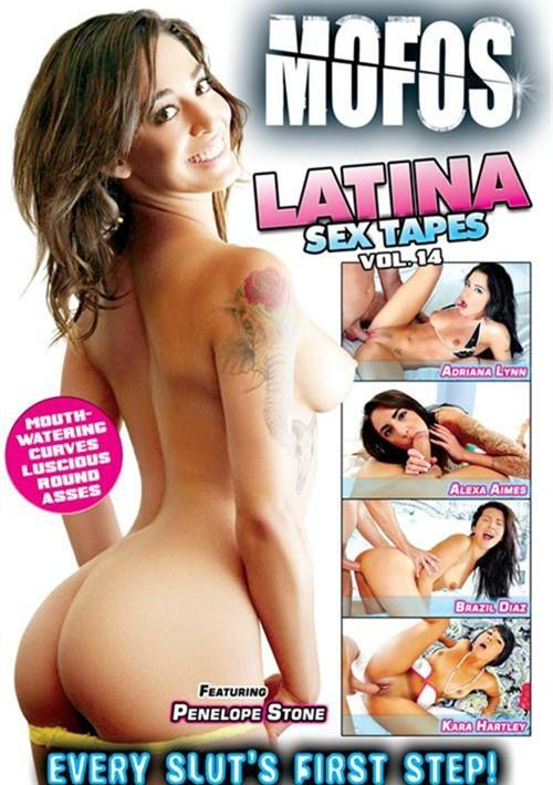 Latina Sex Tapes #14