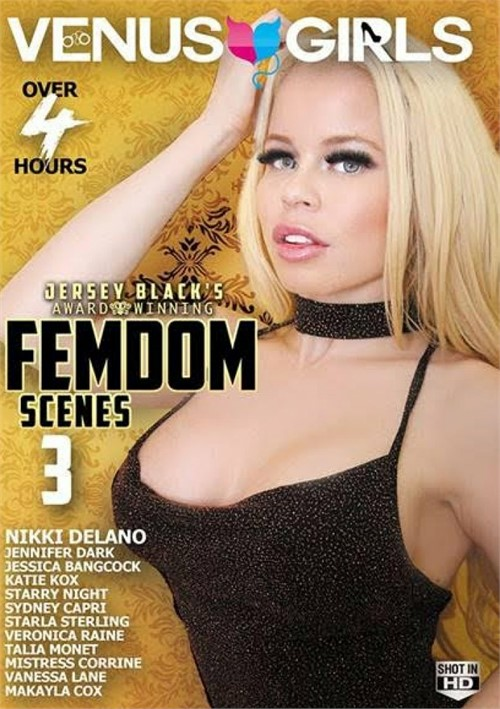Jersey Black's Award Winning Femdom Scenes #3