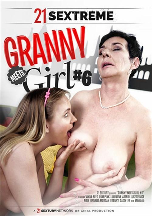 Granny Meets Girl #6