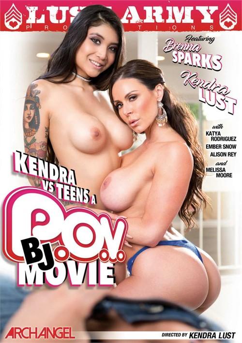 Kendra Vs. Teens: A POV BJ Movie