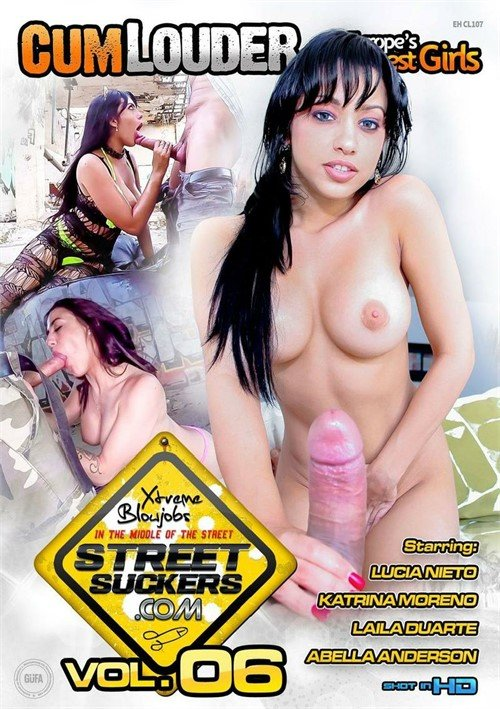 Street Suckers #6 DVD