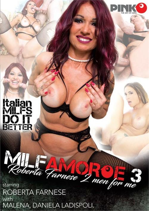 MILF Amore #3: Roberta Farnese 2 Men For Me