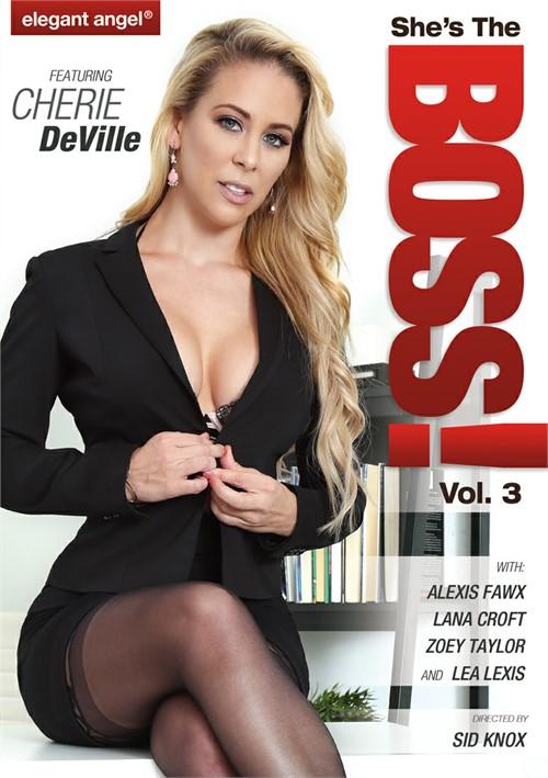 She's The Boss! #3