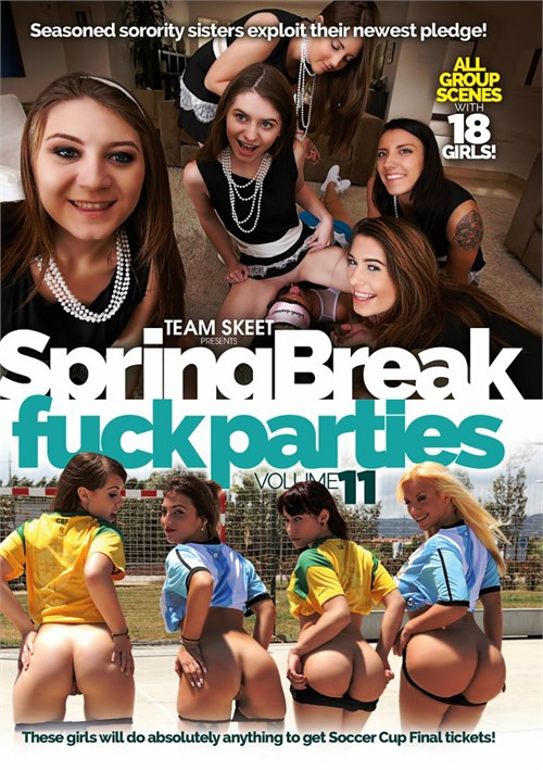 Spring Break Fuck Parties #11