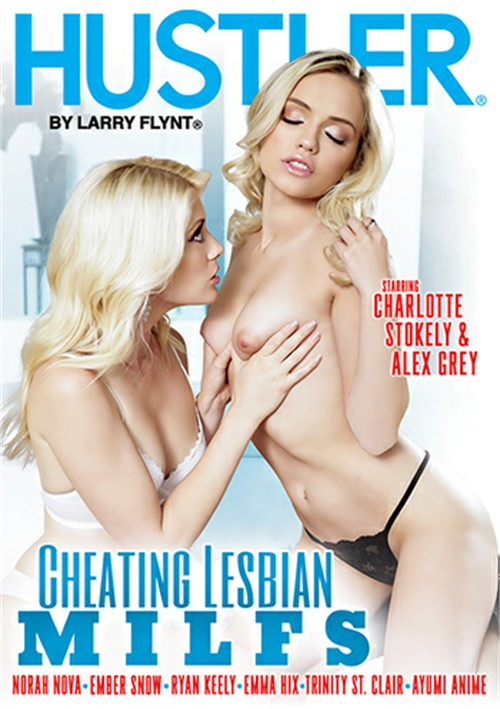Cheating Lesbian MILFs DVD
