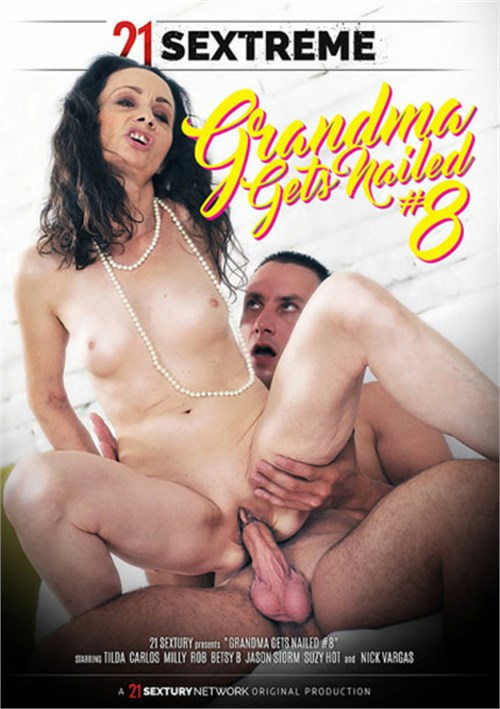 Grandma Gets Nailed #8