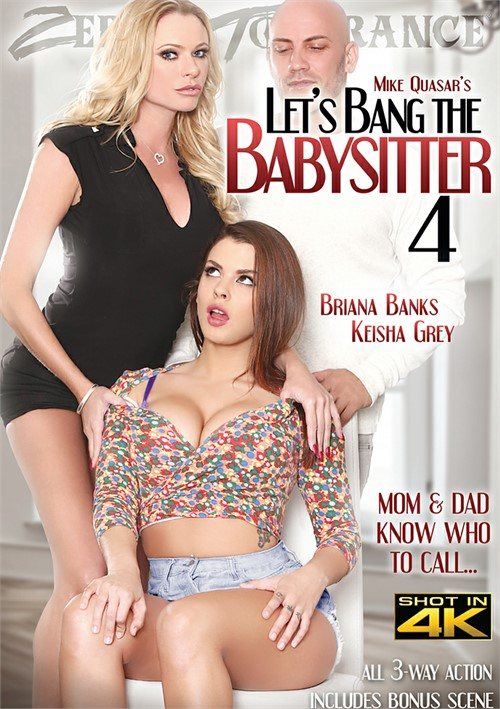 Let's Bang The Babysitter #4