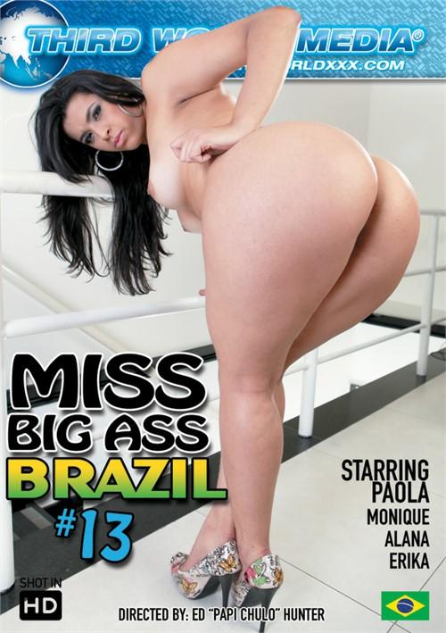 Miss Big Ass Brazil #13