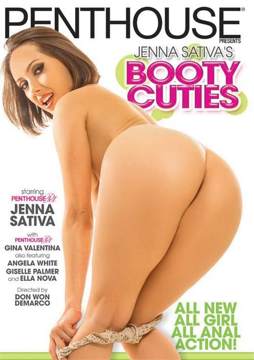 Jenna Sativa's Booty Cuties
