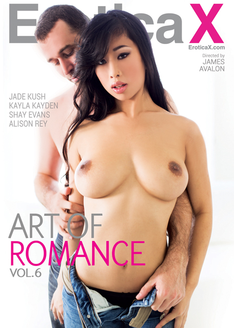 Art of Romance #6 DVD