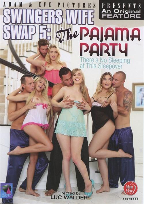 Swingers Wife Swap #5: The Pajama Party