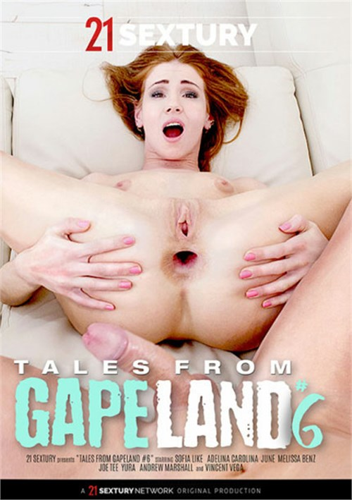 Tales From GapeLand #6 DVD