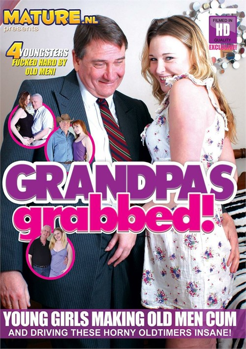 Grandpas Grabbed!