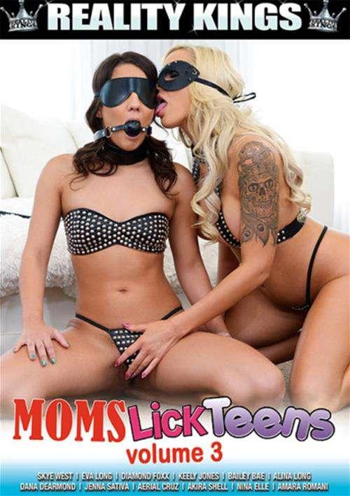 Moms Lick Teens #3
