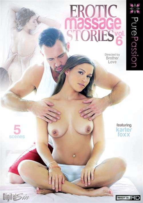 Erotic Massage Stories #6