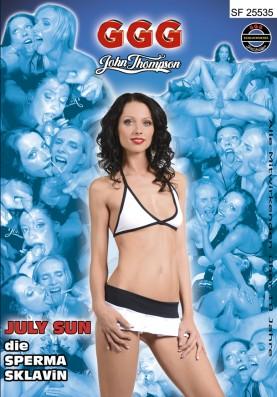 July Sun - The Sperm Slave