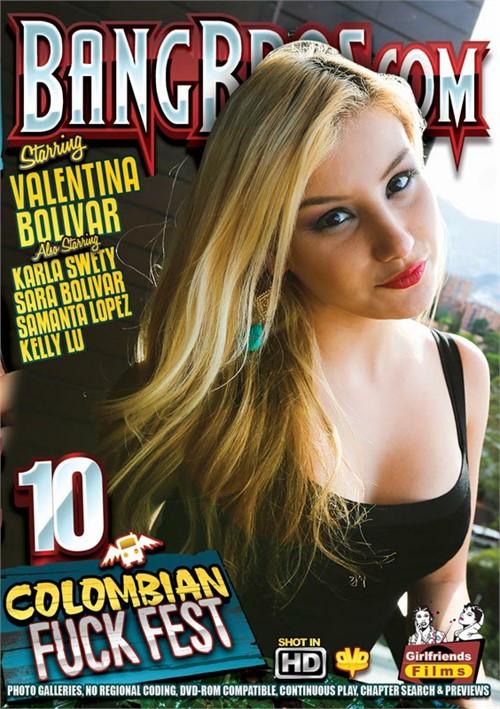 Colombian Fuck Fest #10