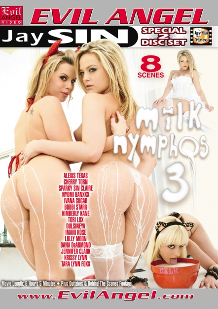 Milk Nymphos #03