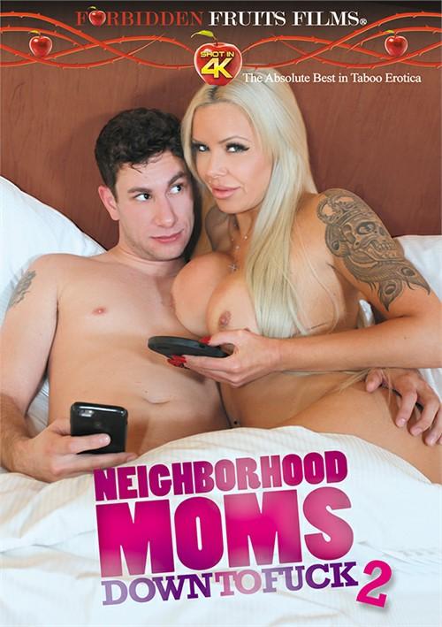 Neighborhood Moms Down To Fuck #2