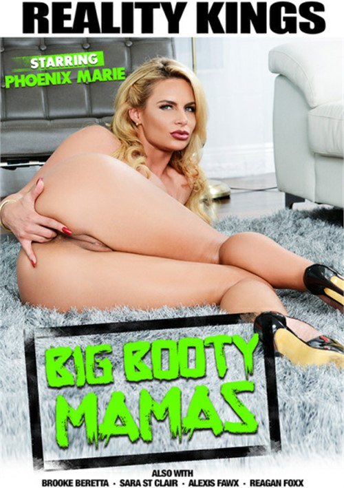Big Booty Mamas DVD