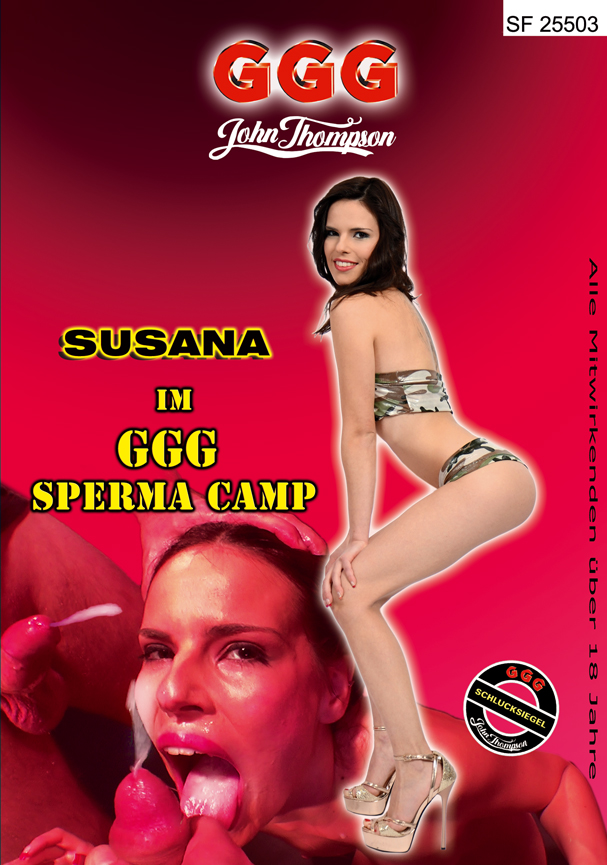 Susana in GGG Sperm Camp