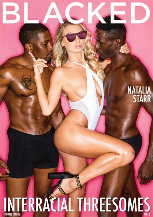 Interracial Threesomes #6