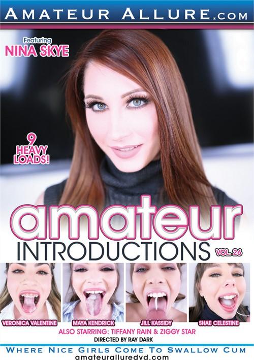 Amateur Introductions #26