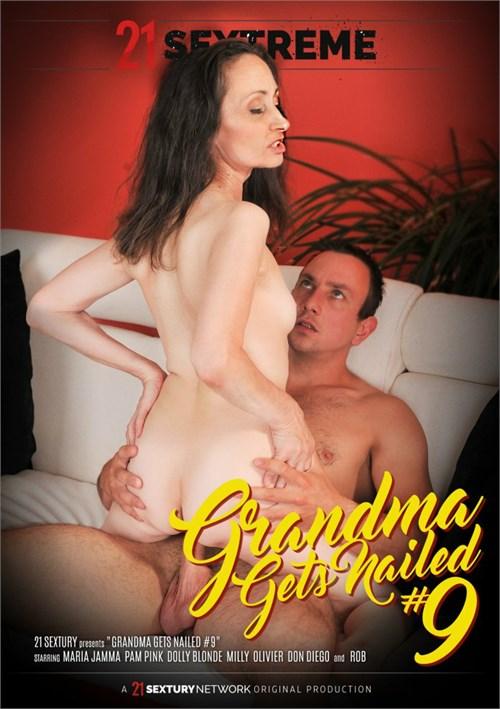 Grandma Gets Nailed #9