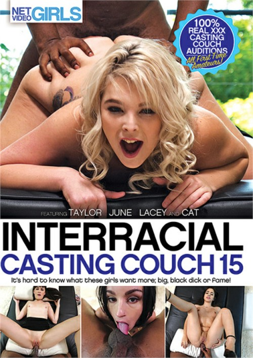 Interracial Casting Couch #15