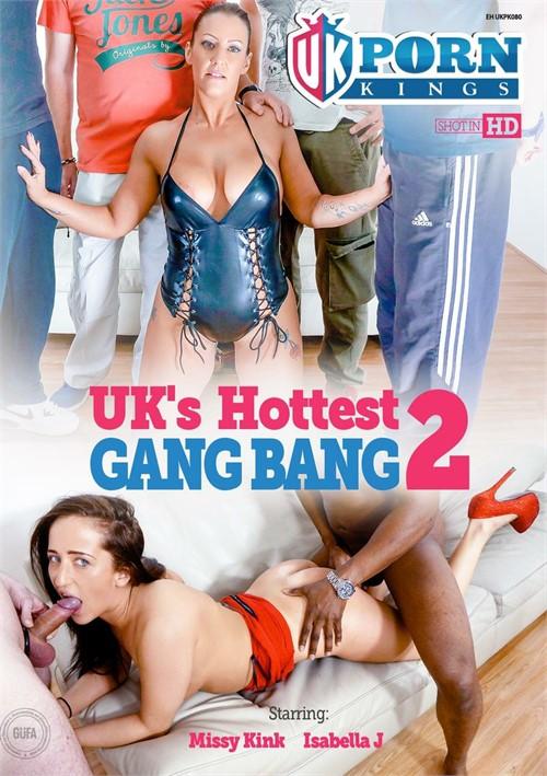 UK's Hottest Gang Bang #2