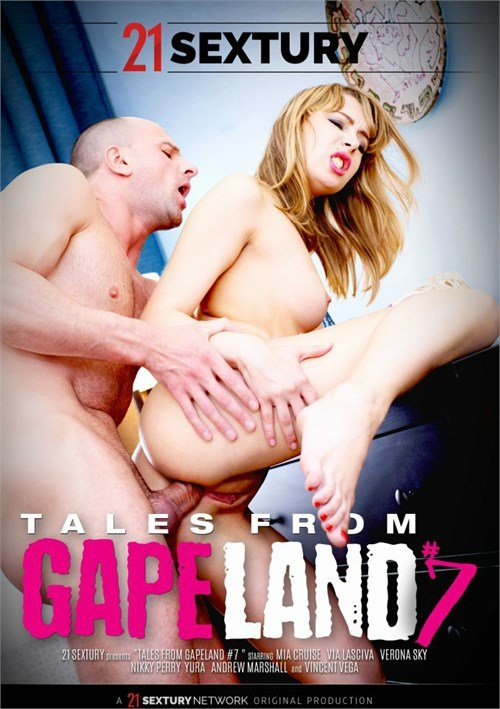 Tales From Gapeland #7 DVD