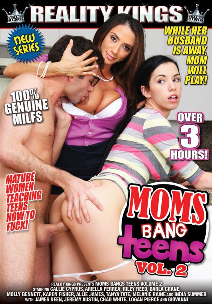 Moms Bang Teens #2