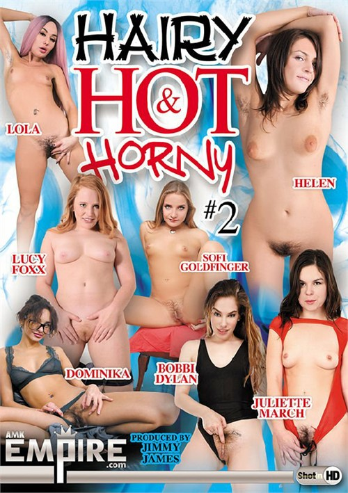 Hairy Hot & Horny #2