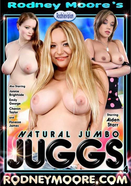 Natural Jumbo Juggs #4