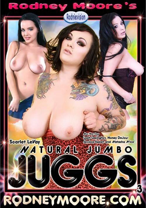 Natural Jumbo Juggs #3