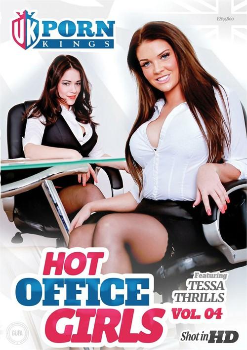 Hot Office Girls #4