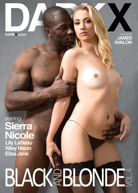 Black and Blonde #4 DVD