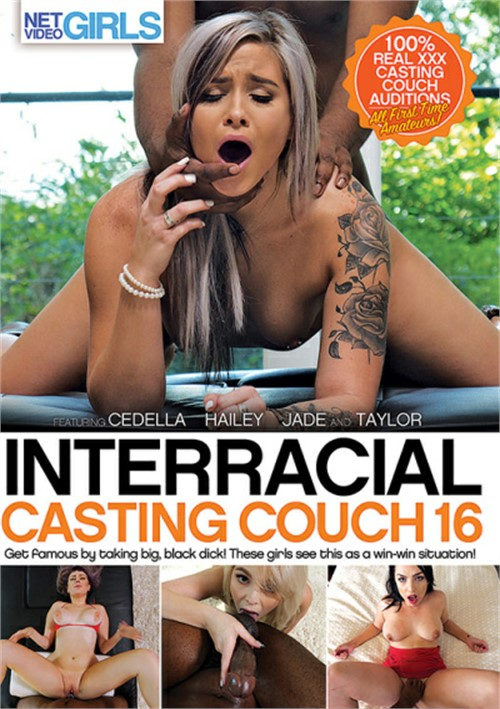 Interracial Casting Couch #16