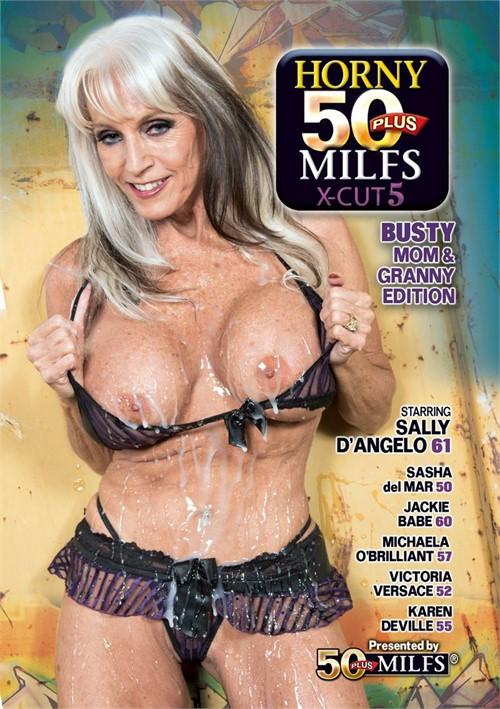 Horny 50 Plus MILFS X Cut #5