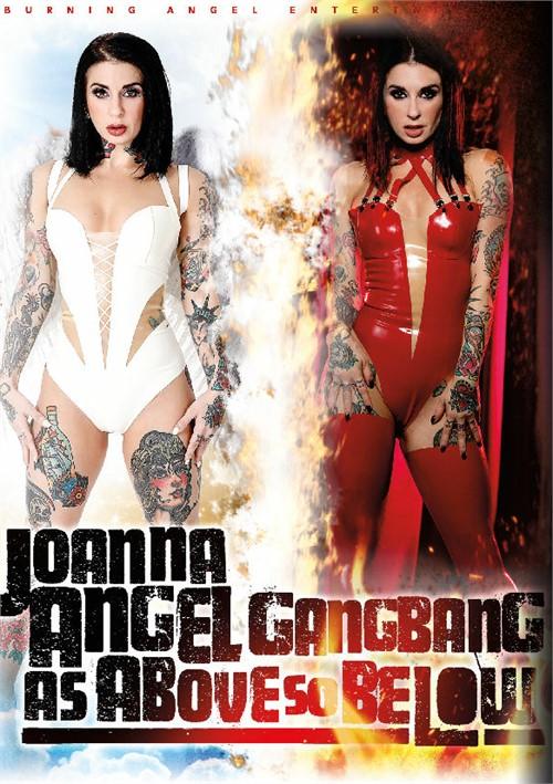 Joanna Angel Gangbang: As Above So Below