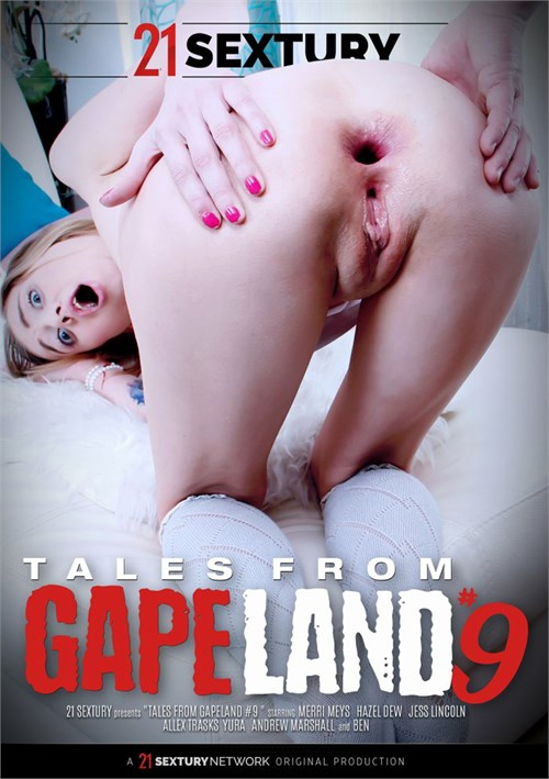 Tales From GapeLand #9 DVD